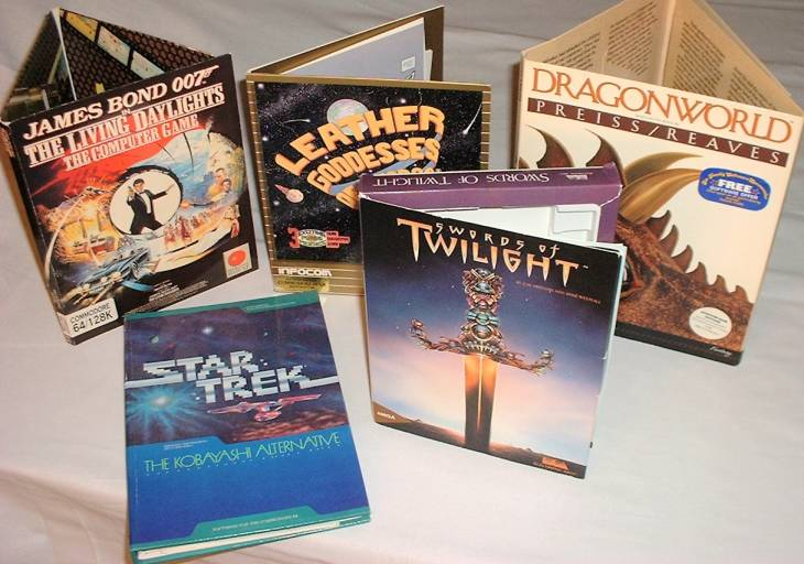 Dragonworld Which Included An Interesting Window Adhesion Sticker Was From Infocom Competitor Trillium Telarium Whose Games Featured Advanced Parser
