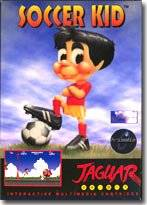 Box image for Soccer Kid on the Atari Jaguar