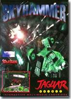 Box image for Skyhammer on the Atari Jaguar