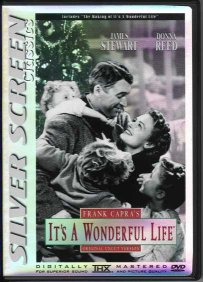 Scan of Frank Capra's It's a Wonderful Life – Original Uncut Version – Remastered (Artisan)