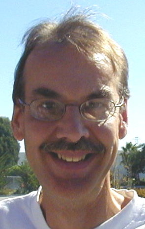 A picture of Rob Hubbard, game audio pioneer.