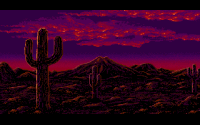 Screenshot of It Came from the Desert