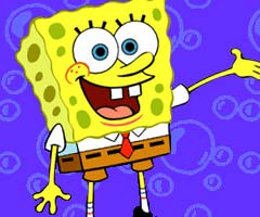 A picture of Sponebob Squarepants.