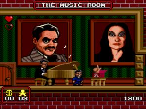 Addams Family (SNES)