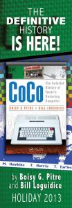 CoCo: The Colorful History of Tandy's Underdog Computer - The bookmark