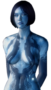 Cortana: By contrast, Cortana is exposed and dependent.