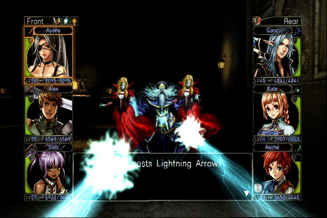 Wizardry: Labyrinth of Lost Time (PS3)
