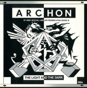 Archon's Amazing Box Cover Art