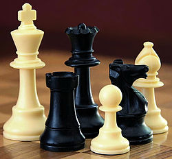 Chess: Easy to learn, hard to master?