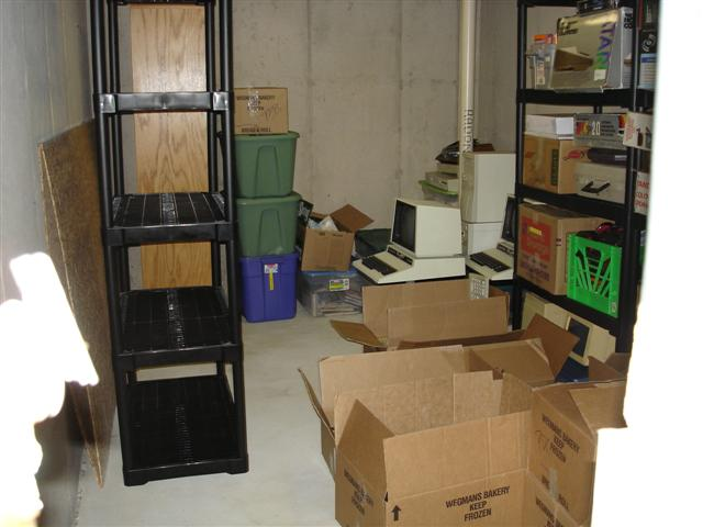 Photo 06 - The Basement Collection Storage - c
