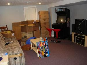 The Basement Den