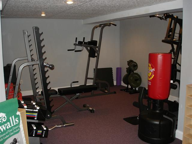 Photo 02 - The Basement Gym