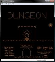 Dungeon: Looks great, but I can't get past this title screen...!