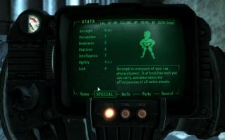 Pipboy: Fans of the original games will be happy to see the Pipboy back in action.