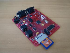 Latest Flea86 mainboard