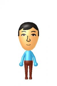 Bill Loguidice 3DS Mii Friend Code - 3995-6521-5257