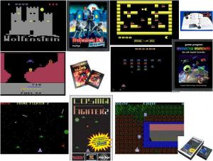 Atari 2600 VCS and ColecoVision Homebrew Games