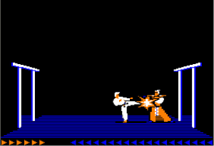 Karateka (Apple II)