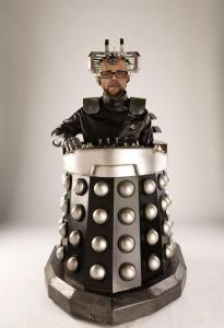 Phil C as Davros