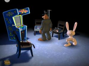Sam & Max with the COPS