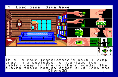 Tass Times in Tone Town (Activision, 1986; Apple IIGS): From Virtual Apple 2