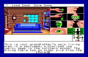 Tass Times in Tone Town (Activision, 1986; Apple IIGS)