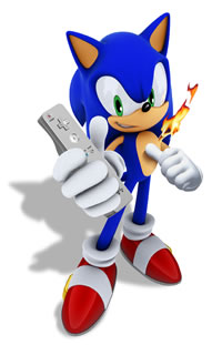 Sonic the Hedgehog - 15 Years Old