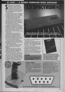 ZX Spectrum +2 Review