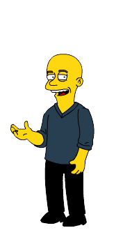 Bill Loguidice (The Simpsons)