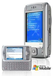 Pocket PC - Cingular 8125