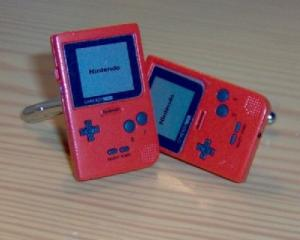 Nintendo Gameboy Cufflinks