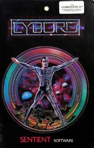 Cyborg (Commodore 64 version from Sentient Software)