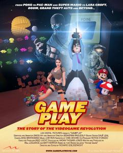 Gameplay: The Story of the Videogame Revolution (poster)