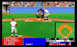 Hardball on the Apple IIgs