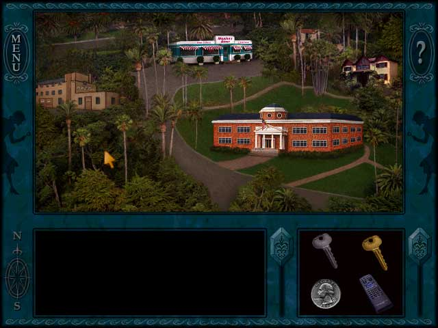 Nancy Drew: Map