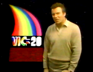 Shatner & The VIC-20