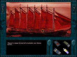 Nancy Drew: Ship Sails Clue