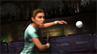 Rockstar's Table Tennis for the Xbox 360