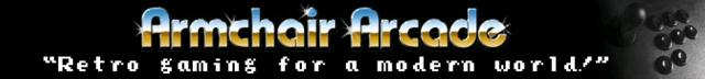 New Armchair Arcade Banner Graphic