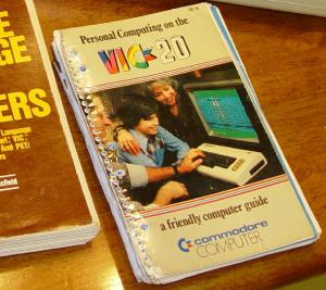 VIC-20 User Guide