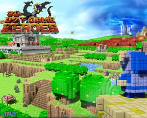 3D Dot Game Heroes for PS3